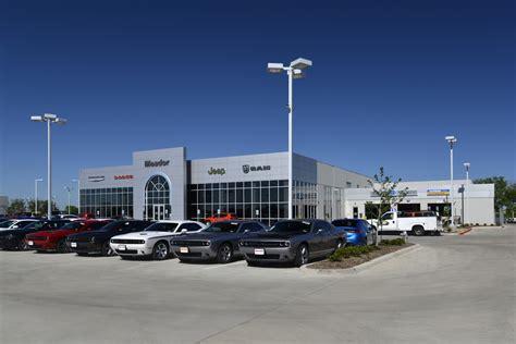 Jeep Service Fort Worth Automotive Ridgemont Commercial Construction