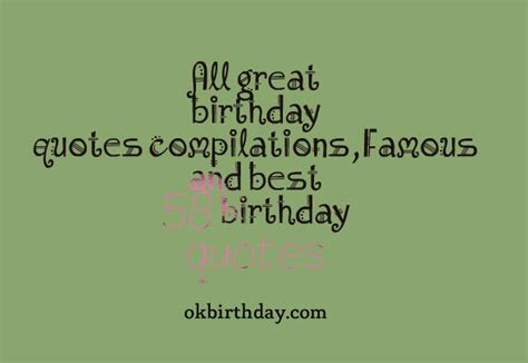 Brainy Quotes On Birthday Famous Quotes About Birthday Wishes Quotesgram