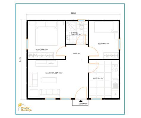 50m2 house design interior portable building homes joy studio design
