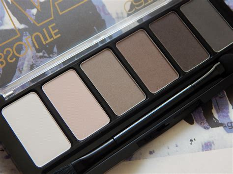 Eyeshadow Catrice tanjawhatsername review catrice absolute matt eyeshadow