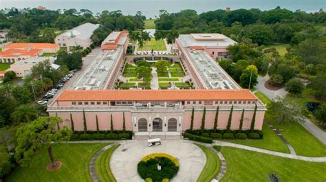 House Courtyard by Museum Of Art The Ringling