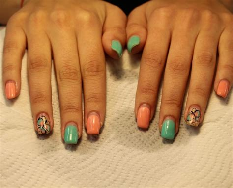 Decorated Nails by 20 Attractive Gel Nails Design Design Trends Premium