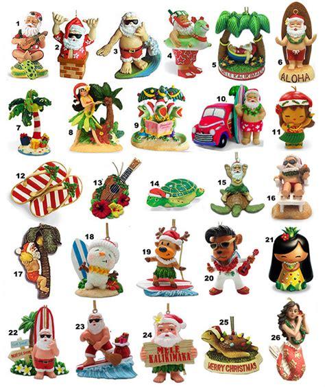 hawaiian christmas ornaments quot sale quot