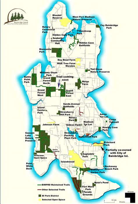 Bainbridge Island Parks and Trails