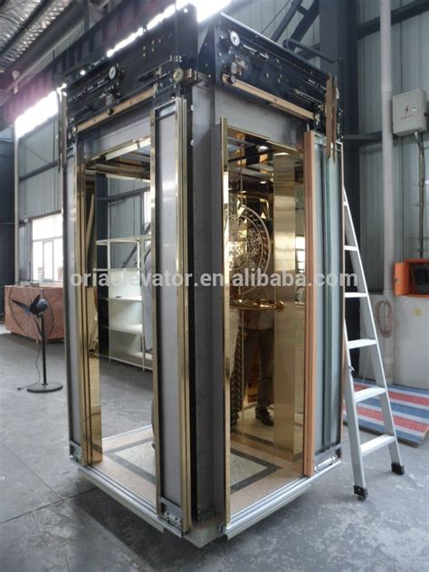 oria home small hydraulic elevator glass sightseeing home