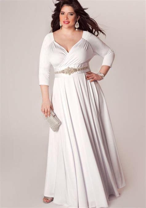 Flowy plus size dresses   PlusLook.eu Collection