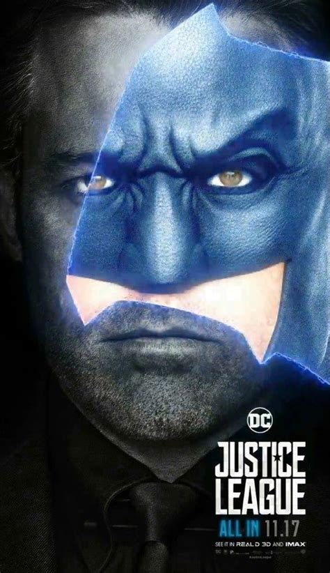 justice league batman motion poster   batman comic