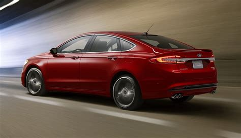 new ford mondeo 2018 2018 ford mondeo changes refresh update price engine