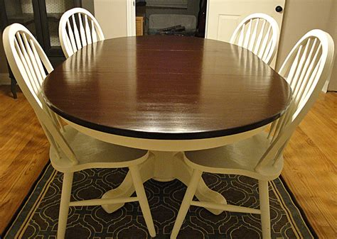 diy dining room chair makeover dining room table after the hyper house