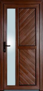 porte in pvc per esterni porte in pvc sondrio la moderna due