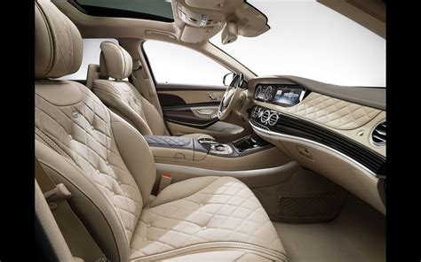 2015 S Class Interior by 2015 Mercedes Maybach S Class Interior 14 1280x800