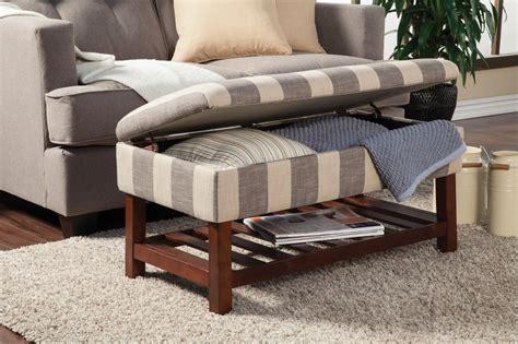 grey fabric bench coaster 500067 grey fabric storage bench steal a sofa