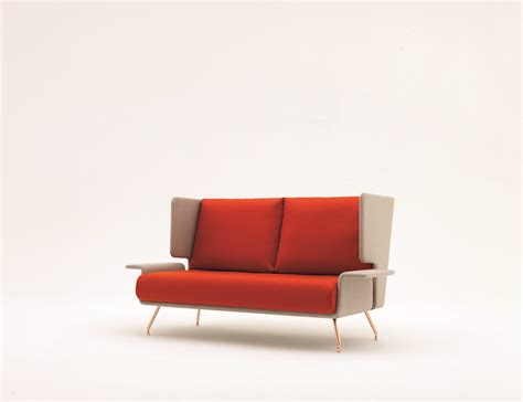 Knoll Ottoman by Architecture Associ 233 S Residential Sofa And Ottoman Knoll