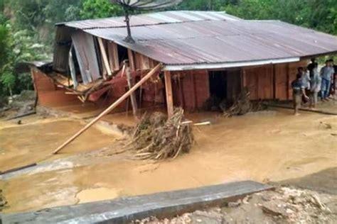 fakta banjir bandang  dairi korban terseret sampai