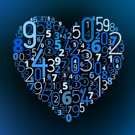 imagenes matematicas de amor 数字组成的心形图案模板下载 图片编号 20131126123719 书画文字 文化艺术 矢量素材 聚图网
