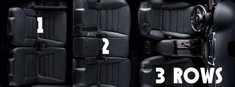 Does The Kia Sorento 3rd Row Seating Which 2015 Vehicles Third Row Seating Autos Post