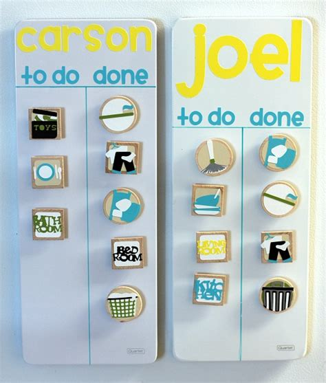 Cricut Cartridge Home Decor cricut crafts ideas blog projects magnetic weekly chore