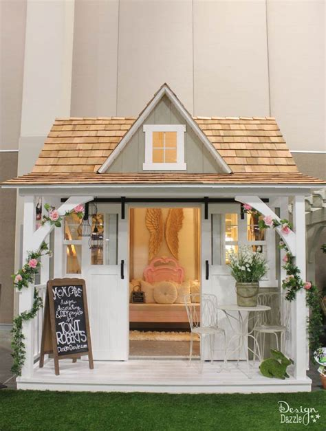 shabby chic mom cave bungalow design dazzle