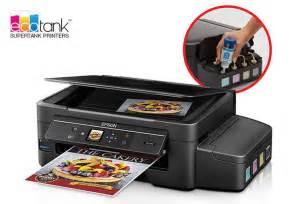 Epson Expression Et 2500 Ecotank All In One Printer