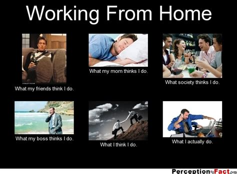 frabz working from home what my friends think i do what my