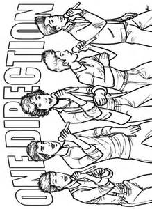 coloring pages free one direction one direction 6 printable coloring pages