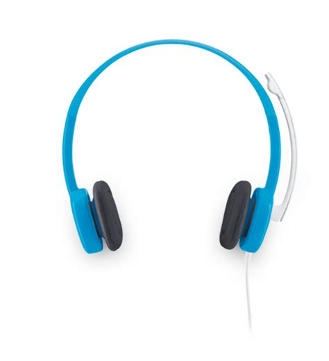 Logitech Headset H150 Blue Limited logitech h150 blue ban leong technologies limited