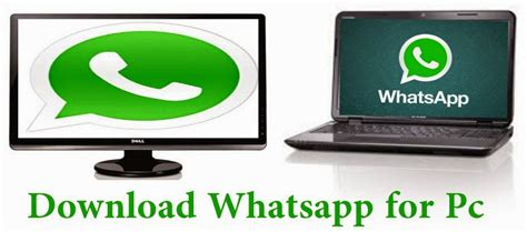 whatsapp for pc whatsapp for pc laptop free download 2014 windows 7 xp