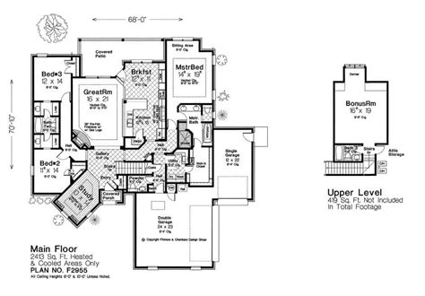 fillmore floor plans f2955 new plan fillmore chambers design group