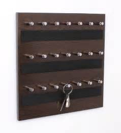 regis wall mounted key chain holder board skywood wenge
