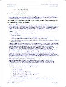 Concept Of Operations Template by Concept Of Operations Sle Template Flickr Photo