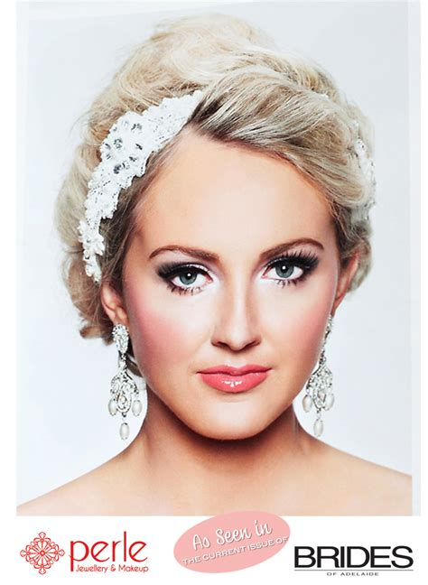 hair and makeup adelaide perle jewellery and makeup brides of adelaide editorial