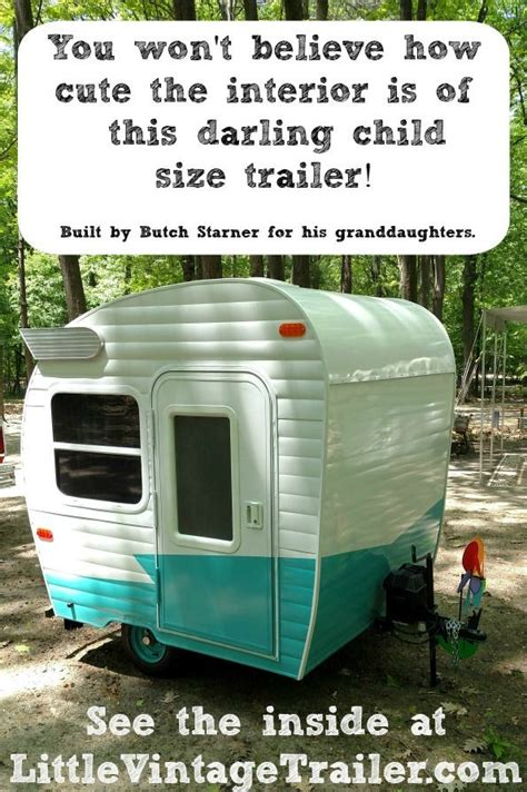 small child size small child size handmade trailer the cutest thing