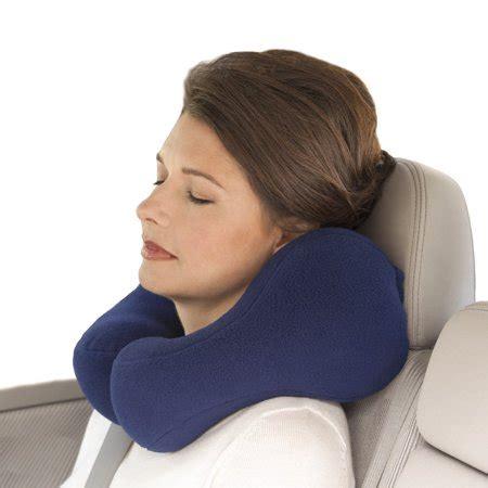 neck pillow bay pillows ergonomic travel neck pillow