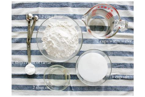 What Can I Make With Ingredients In Pantry by How To Make Playdough Jones Design Company