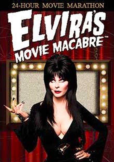 Seprei Set Elvira by Elvira S Macabre Dvd News Announcement For Elvira S