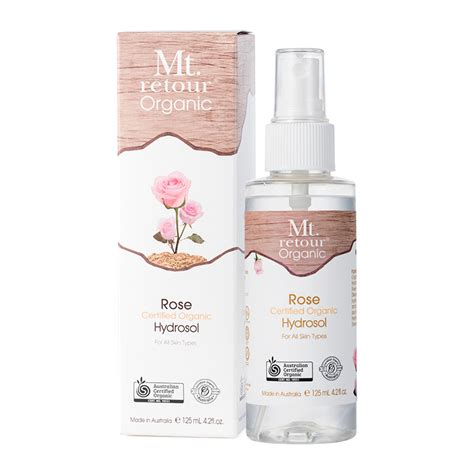 Shoo Organic Care certified organic hydrosol mr46 125ml shop buy skin care products from