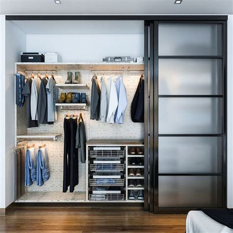 Solutions Closet Organizers by Best 25 Reach In Closet Ideas On Master