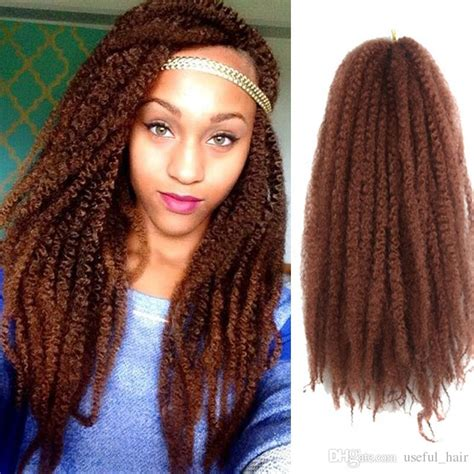 Wholesale Marley Braids Afro Kinky Curly Hair Extensions