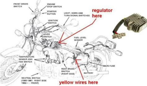 honda goldwing 1800 wiring diagram 2008 goldwing wiring