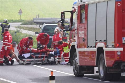 Motorradunfall 51 J Hriger by St Konrad Schwerer Motorradunfall Auf Der B120 Salzi
