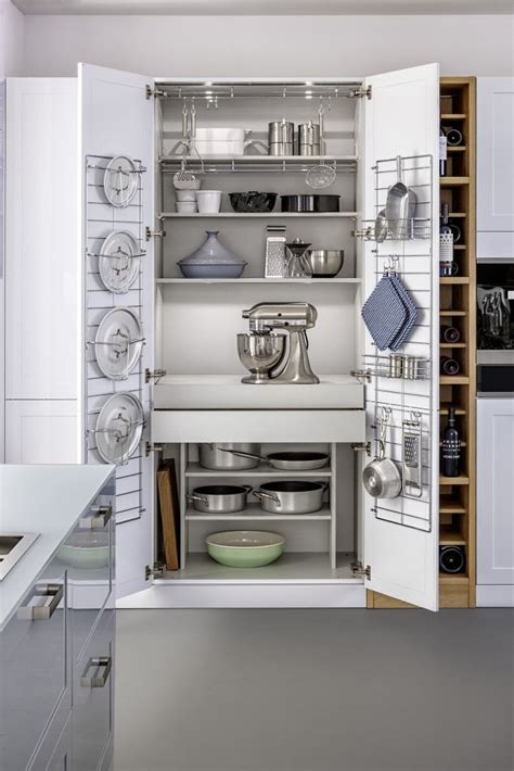Kitchen Appliance Storage Cabinets Kitchen Laminate Kitchen Appliance Cabinet Storage