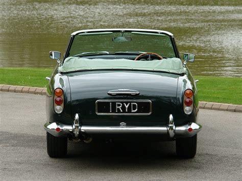 green aston martin convertible stock tom jnr
