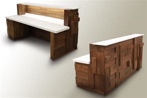 Amazing Reception Desks Amazing Reception Desks Http Dzinetrip Amazing Sculptural Reception Desk Of Luxury In Cyprus