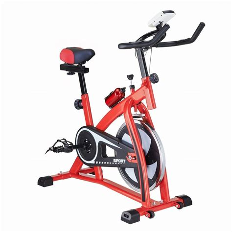 exercise bicycle indoor bike cycling cardio adjustable