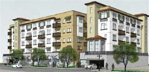 Affordable Housing Los Angeles by Building Los Angeles Affordable Housing Planned For Crenshaw Boulevard