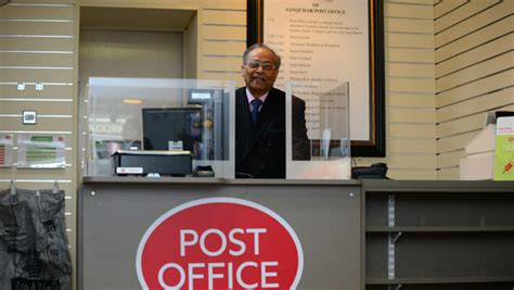 Dumfries Post Office by World S Oldest Post Office Sanquhar Reopens Postmaster