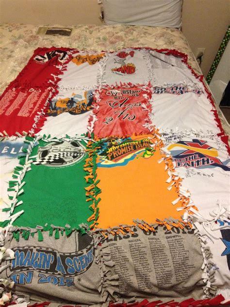 t shirt material comforter 8 best images about t shirt blankets on pinterest make