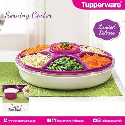 Tupperware Unik buy tupperware serving center deals for only rp194 500