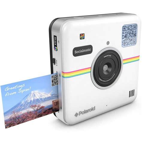 polaroid socialmatic instagram socialmatic polaroid kamera mit android und drucker kommt