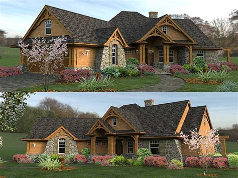 ranch style log home plans ranch style log homes mountain ranch style home plans